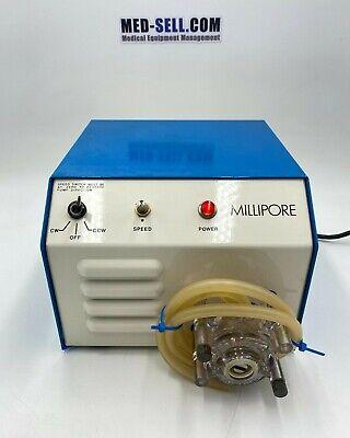 Millipore Peristaltic Pump With Cole-parmer Head Xx80-000-04