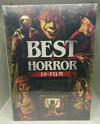 Best Halloween Movie 2019 (Best of Horror 10 Film Collection (DVD, 2019, 10 Disc Set) Brand New)