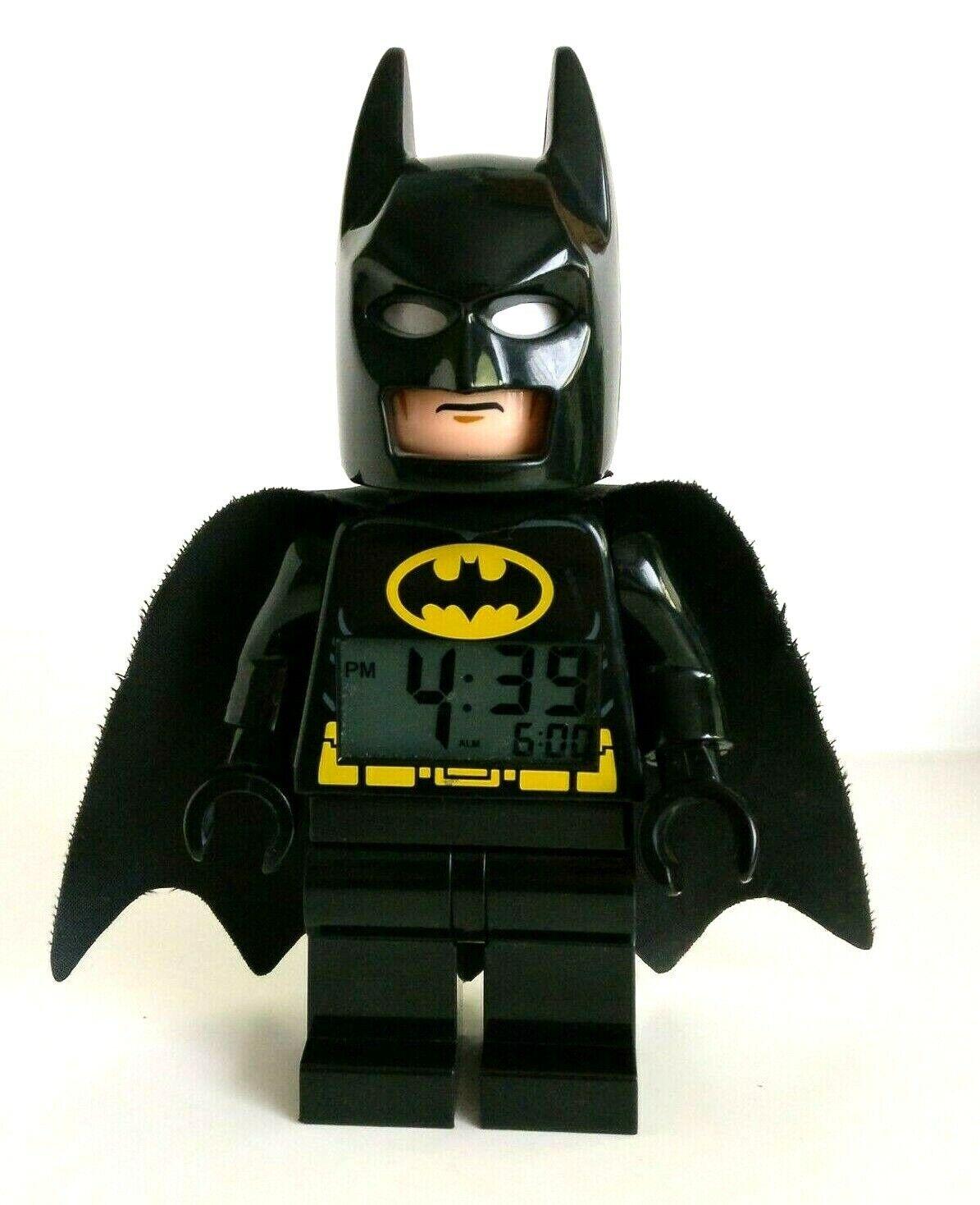 Détails sur LEGO BATMAN DC COMICS Horloge Numérique Mini Figure réveil afficher le titre d'origine