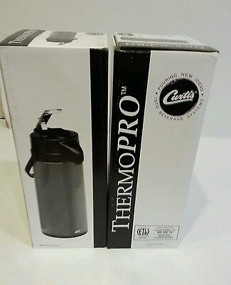 Lot Of 2 Curtis Tlxa-22 Black Airpot 2.2l New