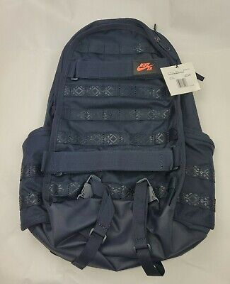 NIKE SB RPM Skateboarding Backpack Navy Red BA6411 475