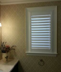 CUSTOM BLINDS SHUTTERS ETC!! *DIRECT FROM MANUFACTURER