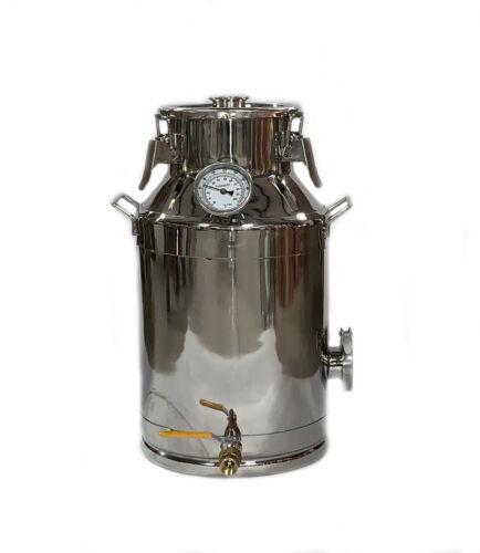 5 Gallon/20 Liter Milk Can Stainless Steel Still