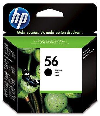 HP Hewlett Packard Tintenpatrone Nr.56 C6656AE