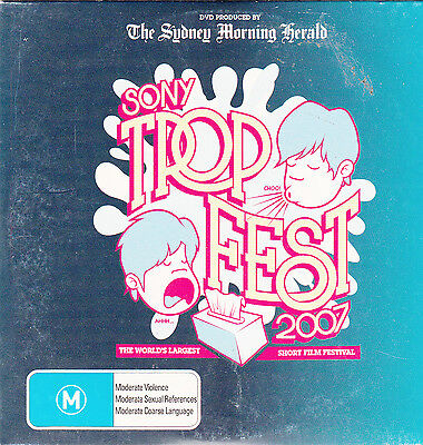Sony Tropfest 16 Finalists 2007 The Worlds Largest Short Film Festival Dvd