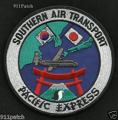 Cia-patch (Central Intelligence Agency Southern Air Transport Pacific Express CIA Patch)