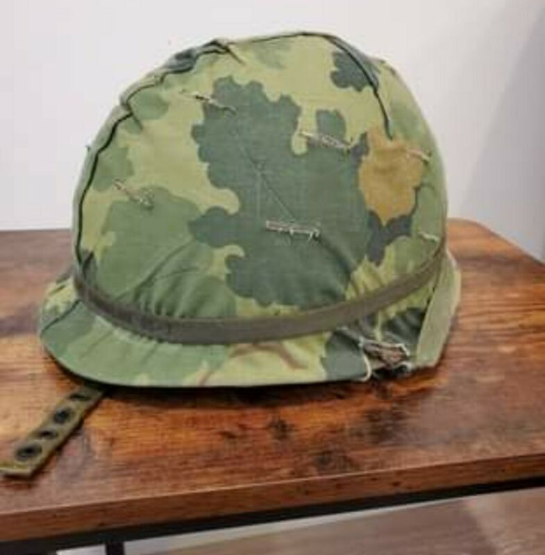 Vietnam paratrooper helmet m1