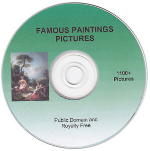 Public Domain Images On Cd