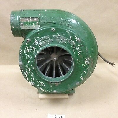 Ilg Electric Ventilating Co 1700477a 13 Hp 3-phase 3400 Rpm 440v 1.1 Amp Motor