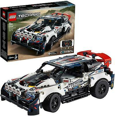 Lego 42109 Top Gear Rally Car (Power Func)