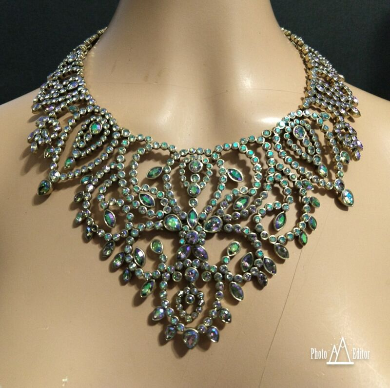 Heidi Daus Feast For Your Eyes Necklace   Ret: $579.95