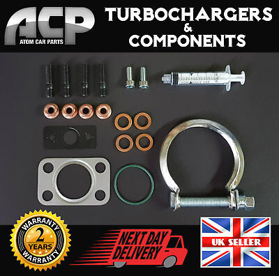 Turbocharger Fitting / Gasket Kit for 1.6 HDI - FORD, PEUGEOT, CITROEN- 110 BHP.