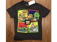 Disney Pixar Toy Story Things Rex Hates Logo Boys Graphic T Shirt