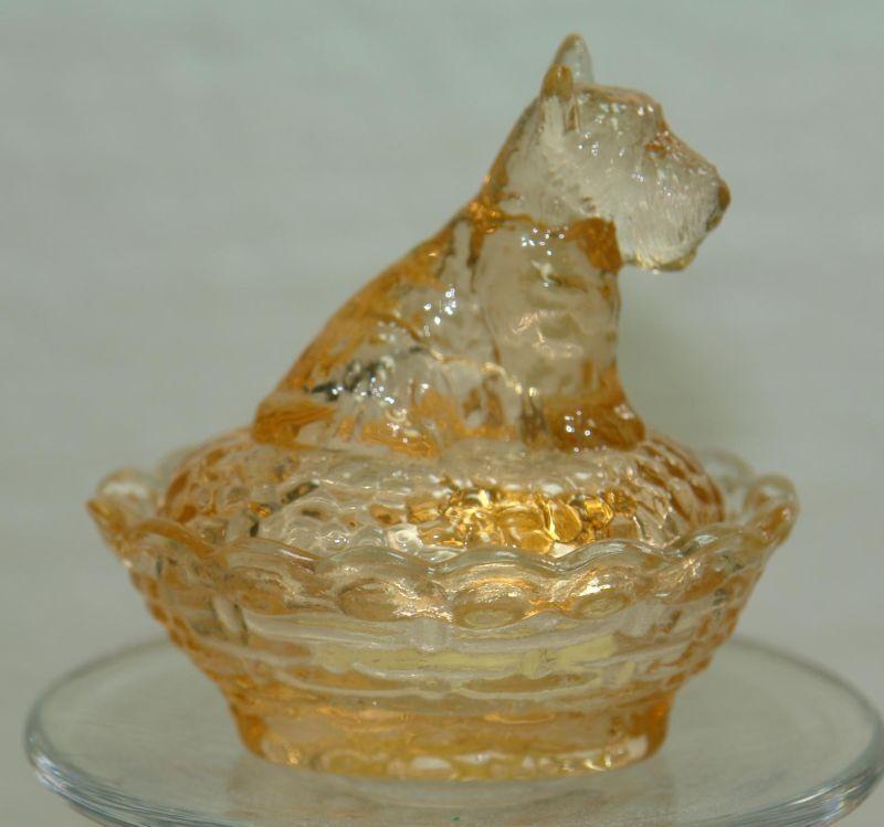 Boyd Glass Scottie Salt Cider 2010