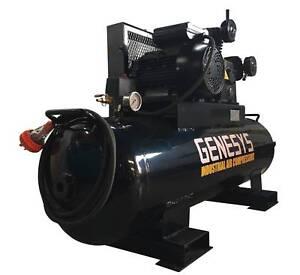 Air Compressor Workshop 18 CFM 240V Electric with 120L Tank