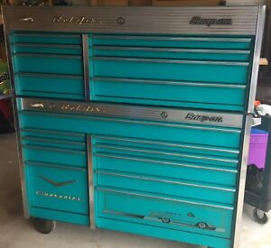 Snap on Bell Air tool box