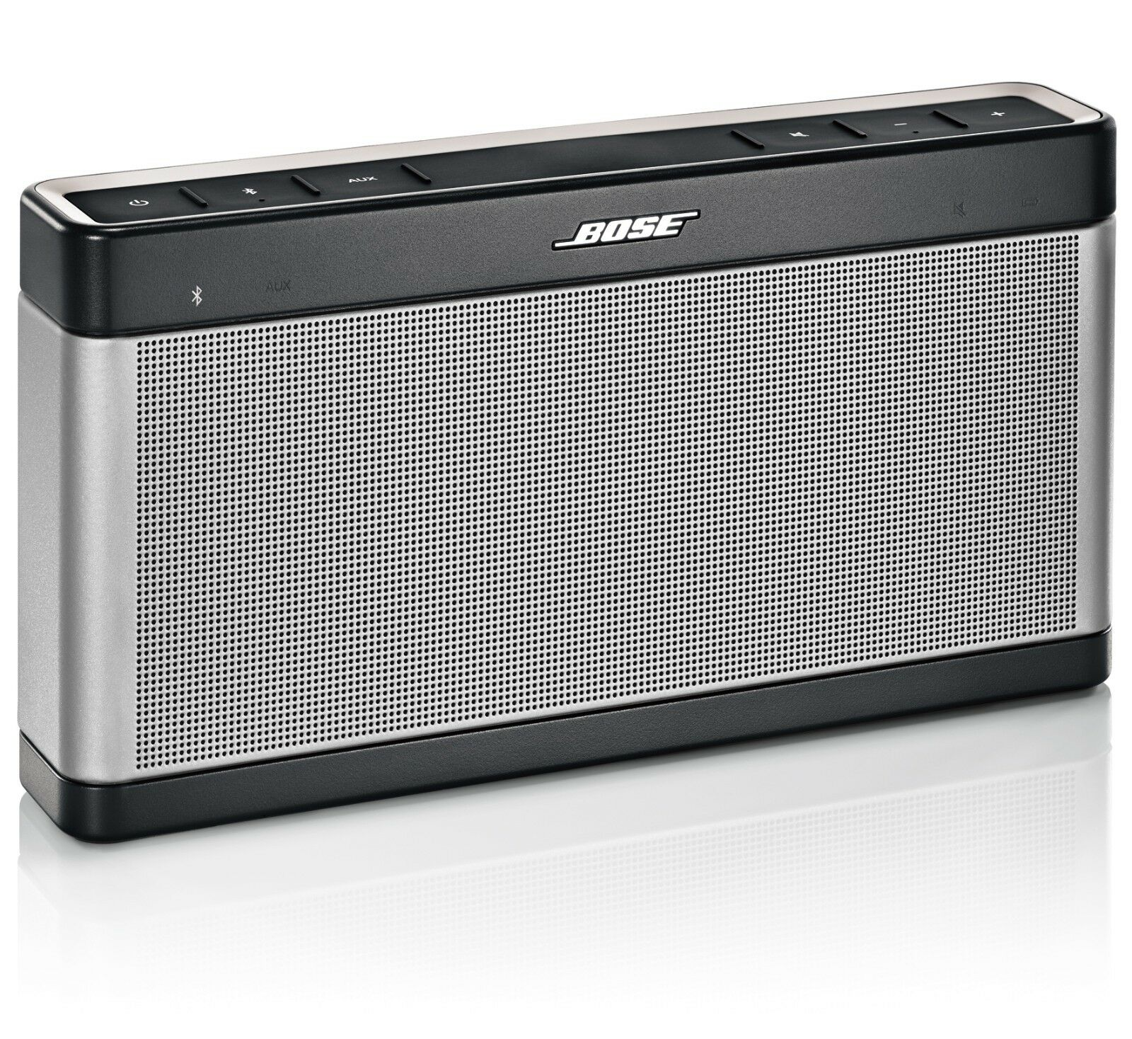NEW BOSE SOUNDLINK BLUETOOTH SPEAKER SERIES III 3-WIRELESS PORTABLE MINI MOBILE