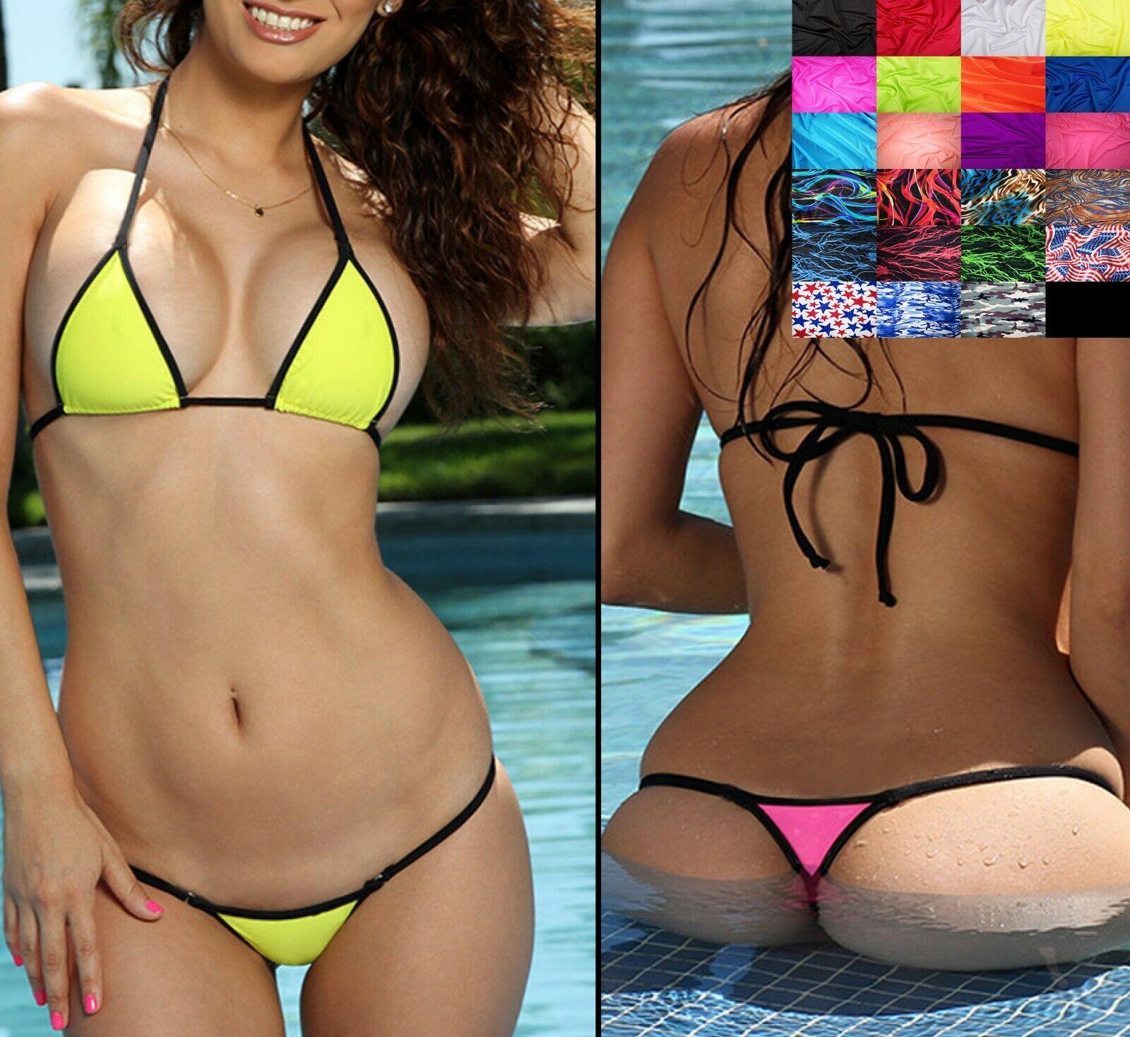 Micro Sexy Bikinis