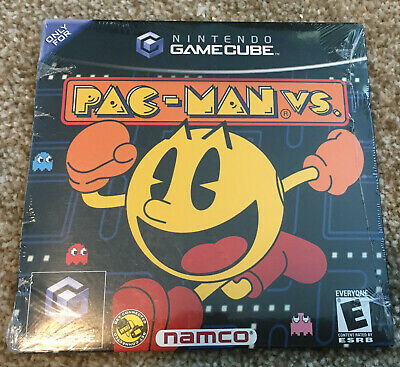 Pac-Man vs. GameCube Rare New Sealed