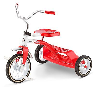 Roadmaster Dual Deck 10 in Tricycle Red
