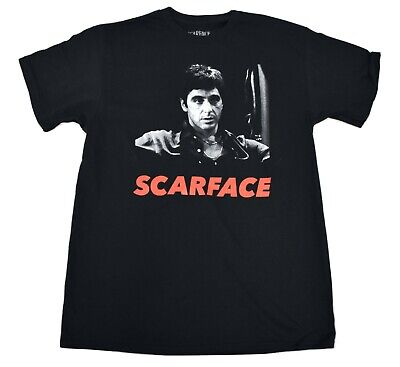 Scarface Mens Al Pacino Tony Montoya Shirt New S, M, L, XL