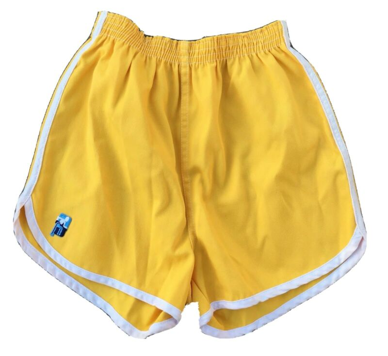 "Vintage Wrangler Shorts Track Running Althletic Gym 70s 80s XL 18-20 23"" To 26"""