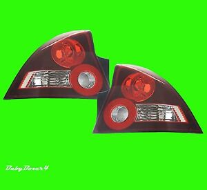 Holden Commodore VY SV8 SS Black Altezza Rear Tail Lights Lamps Right Left Side