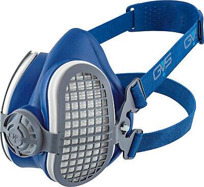 Atemschutzmaske GVS Elipse Halbmaske , Größe S/M, P3 RD Filter wechselbar neu