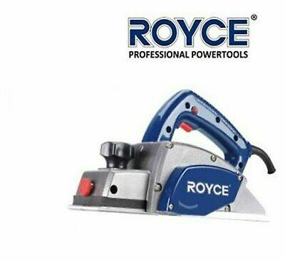 Cepilladora Lijadora Mano 850W Madera Royce Brico REP82-850 Cepillo Eléctrica