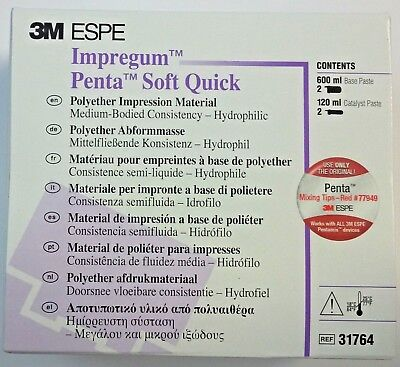 3m Impregum Penta Soft Quick Step Double Pack Medium Body - 31764