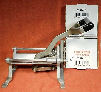 Nemco 55450-2 Commercial French Fry Cutter Used Spare Blades 14 38 Us Made