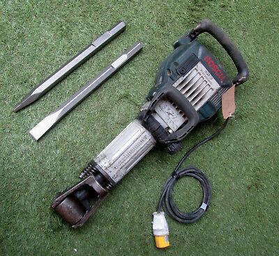 Bosch GSH16-28 Professional Kango Breaker 110V C/W Point & Chisel  REF 7723-3
