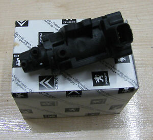oem turbo pressure solenoid valve citroen c2 c3 c4 c5 ii berlingo 1 6 hdi 1618c9 ebay. Black Bedroom Furniture Sets. Home Design Ideas