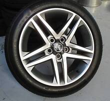 """18"""" HOLDEN COMMODORE VE SS SERIES 2 RIM ALLOY WHEELS & TYRES Ferntree Gully Knox Area Preview"""