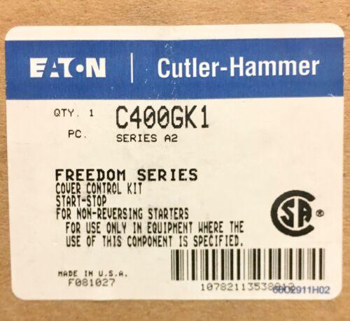 EATON CUTLER HAMMER C400GK1 Start Stop Cover Control Kit
