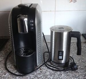 COFFEE MACHINE AND FROTHER Sans Souci Rockdale Area Preview