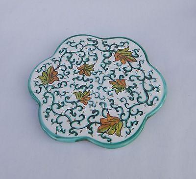 poggia pentola a fiore grande in ceramica TS