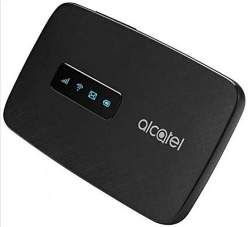 Alcatel Linkzone 4G LTE (T-Mobile Carrier) - Mobile Hotspot - MW41TM - Black