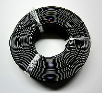 J-type Thermocouple Wire Awg 24 Solid Wire W. Pvc Insulation Extension 1 Yard