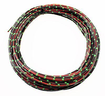 KFZ Kabel Litze Leitung FLRy 1,5mm² 10m Schwarz Rot Grün Fahrzeugleitung
