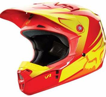 NEW Fox Motocross Youth/Kids helmet Size Medium Factory outlet