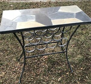 Pier 1 imports Slate collection 4 matching tables