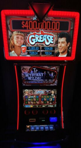 Grease Bally Alpha 2 A2 Pro Hammerhead Slot Machine Topper Gaming