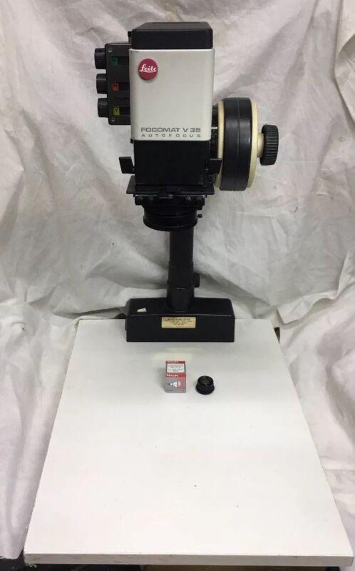 Leitz Focomat V 35 Autofocus COLOR HEAD Enlarger w/ Spare Bulb *RECONDITIONED