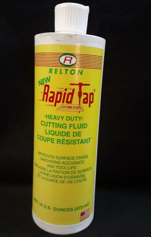 RELTON PNT-NRT Rapid Tap Cutting and Drilling Fluid 16 oz.