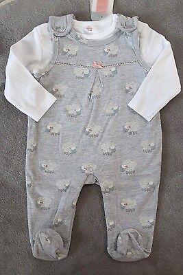 KANZ Baby Set Strampler T-Shirt mit Schaf Gr.62 Newborn NEU Baumwolle