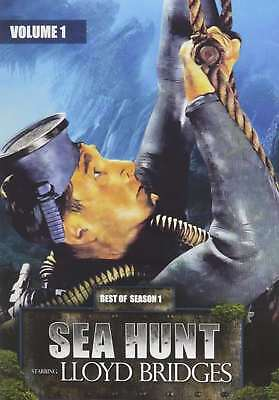 New: SEA HUNT - Best of Season 1, Vol. 1 DVD