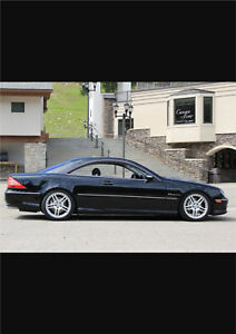 2003 Mercedes Benz CL55 For Parts only