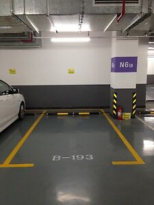 CAR PARK Space Secured Underground x2- City Central $45p/w Ultimo Inner Sydney Preview