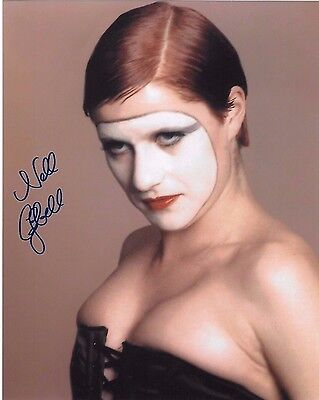 Little Nell Campbell COLUMBIA Signed Photo  The Rocky Horror Picture Show - G844](Rocky Horror Show Columbia)